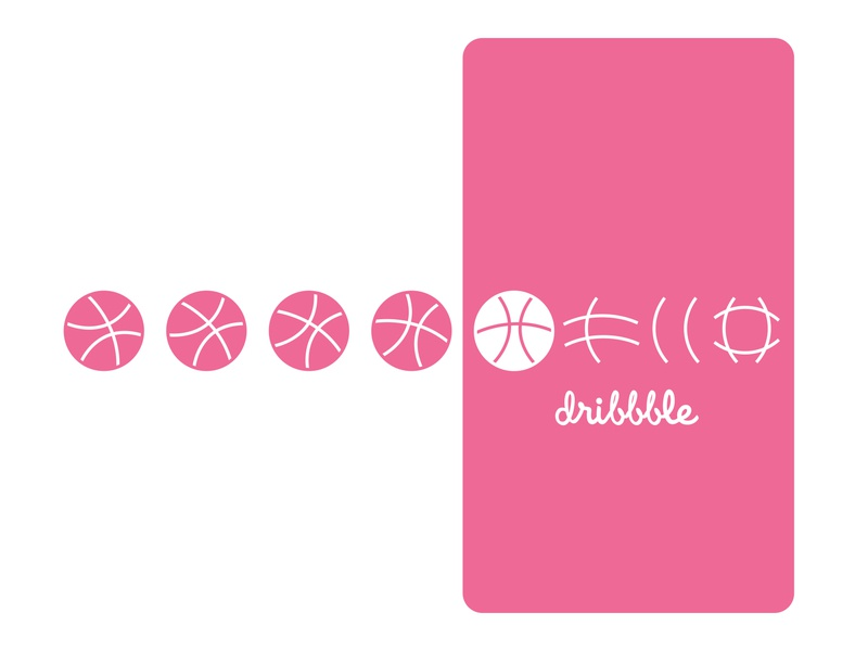 Hello Dribbble! thanks invite hello dribbble hello design illustration