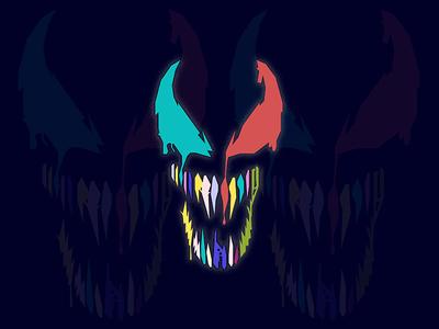 Venom Pop Art
