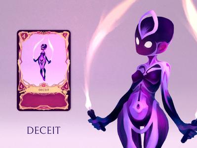 Deceit -a Sin of Pride-