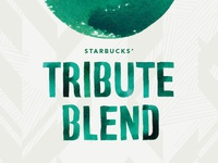 Starbucks Tribute Blend - Asia Pacific