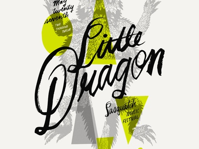 Little Dragon at Sasquatch 2012