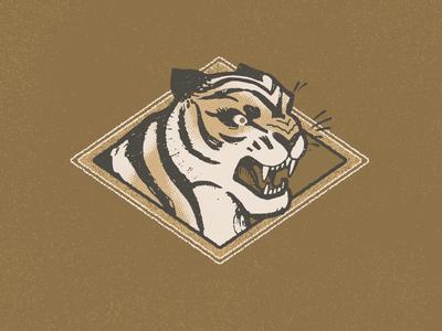 Wonky Tiger