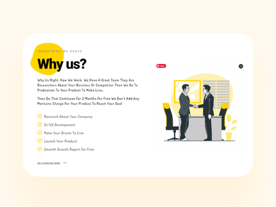 Why Us || QDeskIT.com webdesigner uiux ux uidesign ui design website design website webdevelopment webdesign