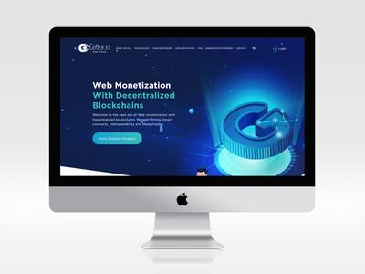 Gath3r Website