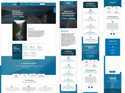 Treel - Website Visual Exploration