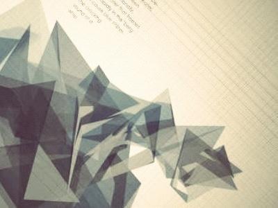 Icebergs 3d rendering