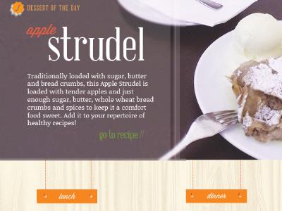 Spoonful web design