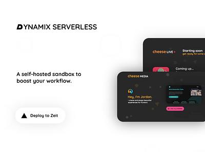 Dynamix Serverless
