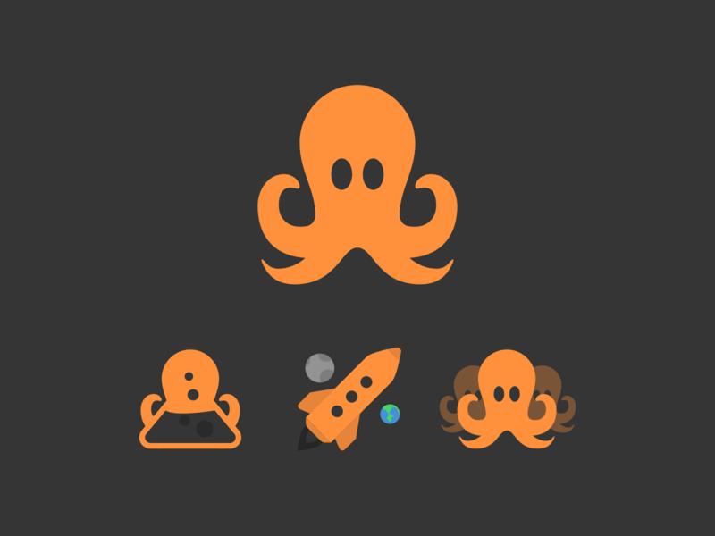 Orangopus Logos