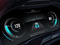 Car UI Concept
