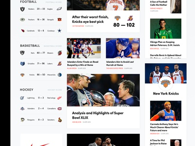 NYTimes Rethink Concept material redesign nyt nytimes