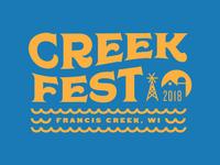 Creek Fest