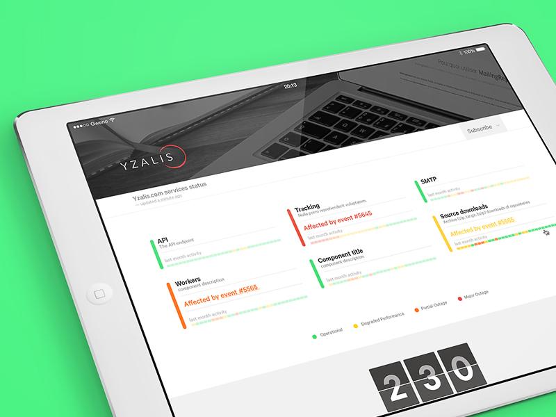 kweed dashboard concept homepage minimalistic clean web dashboard app ui