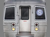 Subway Car Icon Wip