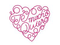 Te quiero pink