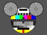 Mickey Test Pattern