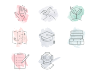 Culture Amp website icons