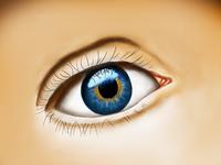 Real eye
