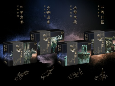 National Museum of China/Chinese ritual bronzes Science DIY
