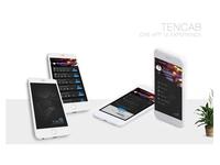 Tencab | Fleet Management App