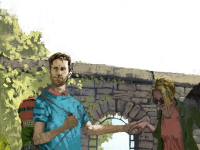 Allow colour illustration wip marc aspinall