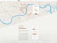 Big preview of ios 7 web design