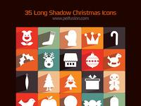 35 chrismtas icons