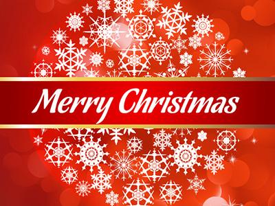 Free Christmas Card by Ferman Aziz Dribbble