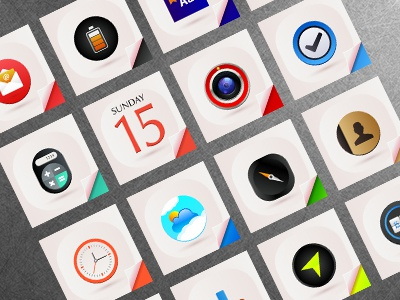 50 Free Android App Icons free freebies android icons app icons