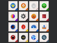 Android app icons 1