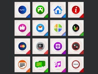 Android app icons 2