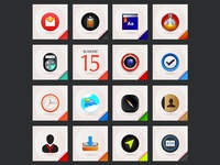 Android app icons 3