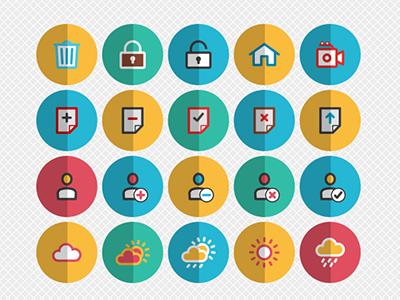 100 Free Folded Icons folded free freebie icons vector