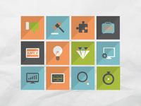 50 finance icons set 3