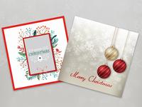 Christmas greeting cards 3 4