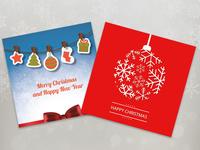 Christmas greeting cards 5 6
