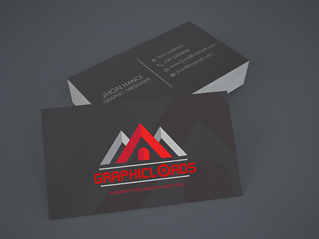 Dribbble construction company business cardg by ferman aziz construction company business card reheart