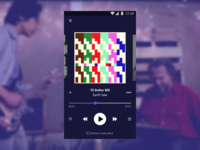 DailyUi 09 Music App