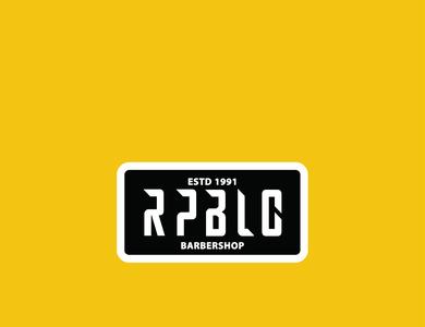 REPUBLIC Badge Logo Design