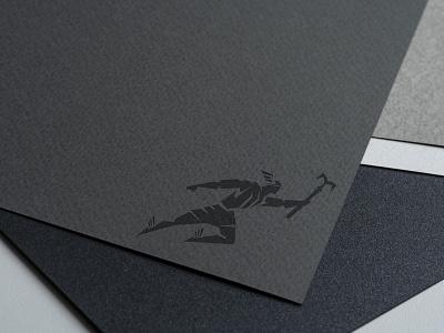 HERMES- The Greek God brand designing designer minimal logo iconic logo creative logo minimalist logo professional logo business logo hermes logo greek god logo greek logo god logo logodesign greek gods greek god greek logo design hermes