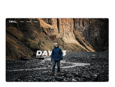 TRVL Day 3 - Gary Barlow in Iceland
