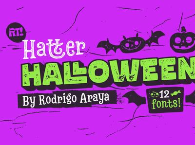 Hatter Halloween
