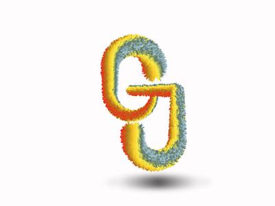 Fur effects logo adobe illustrator logo design adobe illustration