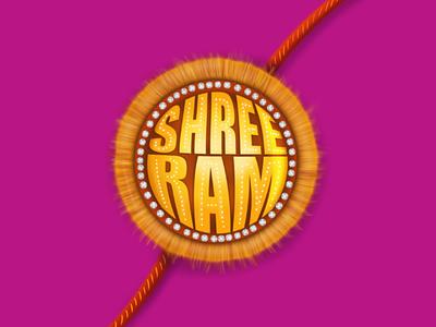 Rakhi poster poster design illustration logo
