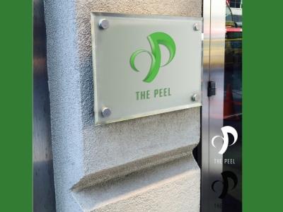 the peel logo P2