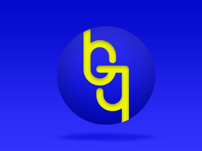 GJ logo design