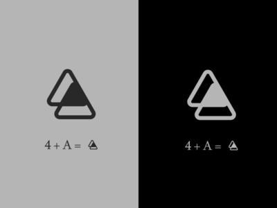 4A Fashion Logo design