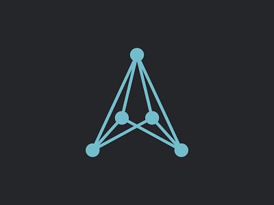 A technology logo minimalist vector logodesign design simple technology logo a logo branding flat icon logo