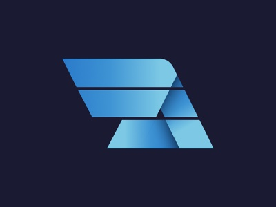 A fast logo logodesign minimalist technology logo a logo design fast logo letter logo a logo simple flat logo icon design branding
