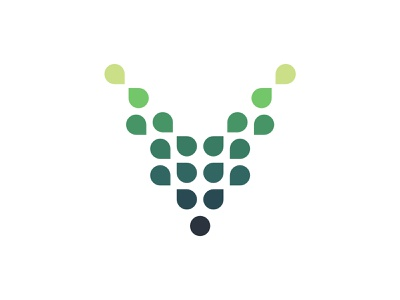 Viral digital solution logo logosketch logos logotype colorpalette aestheticlogo artisticlogo simpleart businesscarddesign businesscard brandguide simplelogo logoprocess branding logoicon advertisinglogo techlogo greenlogo logodesigner logodesign logo